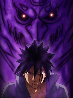 Susanoo - Sasuke by MCAshe on DeviantArt Sasuke Uchiha Shippuden, Naruto Shippuden Sasuke, Naruto Kakashi, Anime Naruto, Susanoo Kakashi, Sakura Anime, Boruto, Gaara, Anime Manga