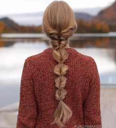Top 60 All the Rage Looks with Long Box Braids - Hairstyles Trends Box Braids Hairstyles, French Braid Hairstyles, Try On Hairstyles, Bohemian Hairstyles, Back To School Hairstyles, Winter Hairstyles, French Braids, Teenage Hairstyles, Trendy Hairstyles