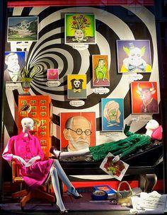 escaparate, profundidad, imaginacion, colorido