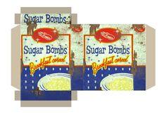 Fallout 4 props Sugar Bomb by maccreene