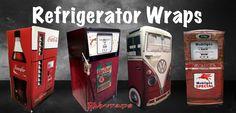 Refrigerator wrap store