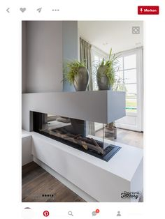 Fantastic Cost-Free Contemporary Fireplace gas Style Modern fireplace designs can cover a broader category compared with their contemporary counterparts. Home Fireplace, Modern Fireplace, Fireplace Design, Fireplaces, Home Living Room, Living Room Designs, Casa Clean, Floor Colors, Home Interior Design