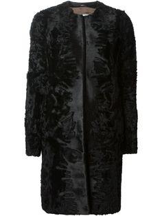 Yves Salomon Встроенная Пальто - Pl-линия - Farfetch.com
