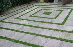 Images about driveway ideas with grass #drivewayentranceideaslandscaping