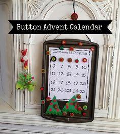 Button Advent Calend