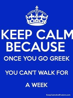 totally #GreekDance