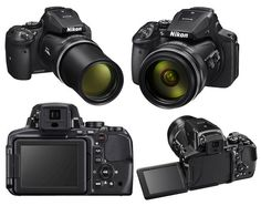 Nikon Coolpix Camera with Optical Zoom (Black) at Hunts Photo & Video - 100 Main Street - Melrose, MA 02176 Hunt Photos, Nikon Coolpix, Rifle Scope, Two Girls, Hd 1080p, Great Photos, Binoculars, Videos, Photo And Video