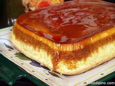 5 Classic Custard Cake