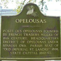 Opelousas, La!
