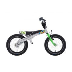 """Rennrad - 14"""" 2 in 1 Learning Bicycle"""