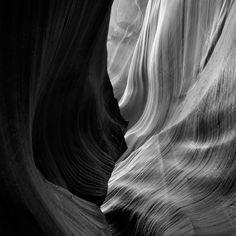 Curves Of Navajo, photographie de Jeff Mercader
