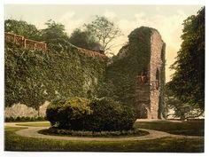 latest addition Abergravenny [i.e., Abergavenny], Abergravenny Castle, England
