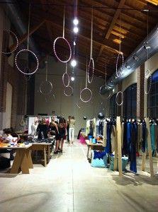 Fashion Camp 2013. La fabbrica del vapore