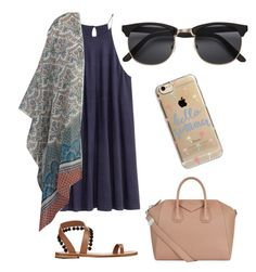 """""""it's casual"""" by lexielaux on Polyvore featuring Givenchy and Agent 18"""