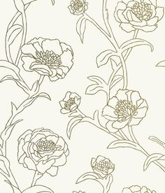 I don't usually like wallpaper but I like this...maybe the colors and the peonies are what I like about it