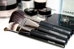 Chanel brushes <3