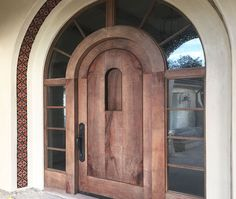 Cork Oak Entry Door Entry Doors, Cork, Projects, Furniture, Home Decor, Log Projects, Blue Prints, Decoration Home, Entrance Doors