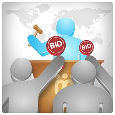 If you're able to source some services from a business or even a few friends, you can easily put them up for an auction inside your #Bidding_System.Make sure that whoever provides the service tells you how many clients they can take on start the bidding.All this really takes is one good service, and you're good.
