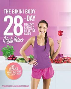 Kayla Itsines Bikini Body Guide 28-minute workouts are energetic high-intensity plyometric training sessions that help women achieve healthy strong bodies. Itsines Sweat with Kayla app is the be...