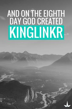 Is KingLinkr really that good? Connect all your social networks and apps and share them from one link. Sign up for free Social Networks, Social Media, Media Smart, The Eighth Day, First World, How To Find Out, Connection, Apps, Sign