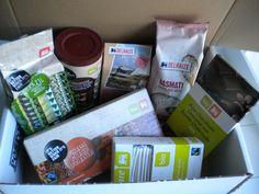 [On aime] Gagnant du colis fairtrade delhaize - Les délices de mimm @DelicesdeMimm