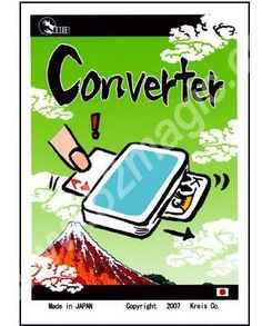 Converter - Card Magic Trick,Free Shipping illusions, Accessories,fire,mentalism,stage,close up,comedy   http://www.buymagictrick.com/products/converter-card-magic-trickfree-shipping-illusions-accessoriesfirementalismstageclose-upcomedy/  US $9.99  Buy Magic Tricks