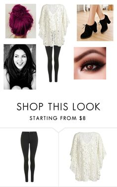 """Nomad?"" by harrypotalways ❤ liked on Polyvore featuring Topshop, Chicnova Fashion and Pangmama"