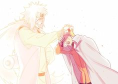 """I wanted him to see me become Hokage"""
