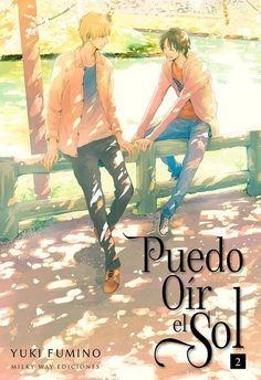 PUEDO OIR EL SOL 2 Manga de Yuki Fumino