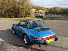 Porsche SC targa 1981