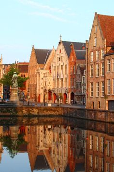 """Dubbed """"Venice of the North,"""" Bruges is considered one of the most beautiful cities in Europe. Grand Hotel Casselbergh (Bruges, Belgium) - Jetsetter"""