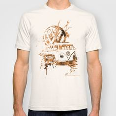Vw, Mens Tops, T Shirt, Art Prints, Products, Fashion, Supreme T Shirt, Art Impressions, Moda
