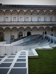 Zaha Hadid's Milan Installation | Dwell