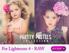 Lightroom Presets: Pretty Pastels Collection for Lightroom 4 | Pretty Presets for Lightroom