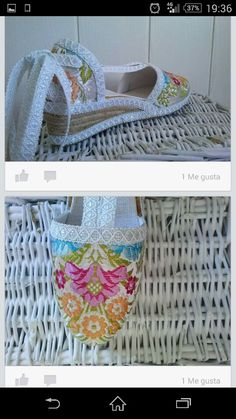 Head Over Heels, Espadrilles, Costumes, Shoes, Fashion, Vestidos, Shoes Sandals, Slippers, Needlepoint