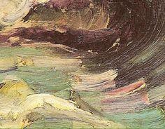 The Wave / A Onda - Anita Malfatti (1915)