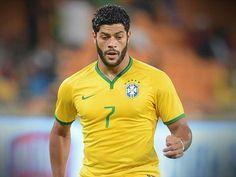 Portal Esporte São José do Sabugi: Após sofrer contusão Hulk é cortado, e Robinho est...