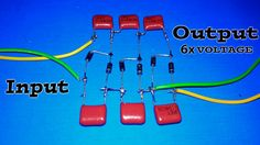 Hello friendz i will back with a new video in which i am going to make something related to Voltage Generally we see that most time we suffer from some volta. Simple Electronics, Hobby Electronics, Electronics Projects, Led Projects, Electrical Projects, Electronic Circuit Projects, Electronic Gifts, Diy Guitar Pedal, Iphone Secrets