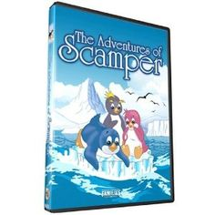 The Adventures of Scamper (DVD)  http://www.picter.org/?p=B00069FL68