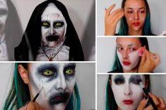 Halloween : Endossez le rôle de Valak, la nonne effrayante du film Conjuring 2