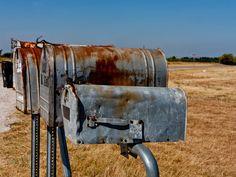 Rusty Mailbox: July 2011
