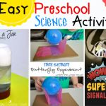 Easy Preschool Science Activities