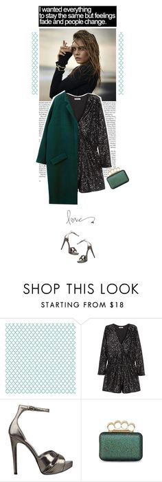 """Untitled #1063"" by eve-angermayer ❤ liked on Polyvore featuring H&M, Nine West and Forte Forte"