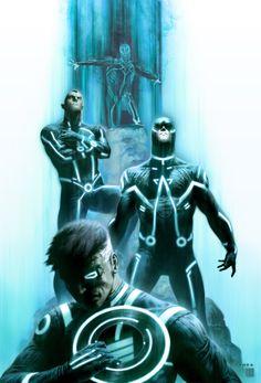 Secret Invaders (Tron-style) - Line art by Kris Anka, colors by Fabian Monk Human Torch, Marvel Art, Marvel Characters, Magazine Art, Line Art, Comic Art, Dc Comics, Geek Stuff, Batman