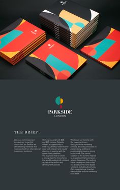 We were commissioned to create an impactful, distinctive, yet flexible set of marketing materials that resonated with an international investment audience.Working towards both B2B and B2C markets, Parkside offered an opportunity to think big, develop …