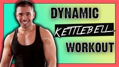 10 Minute Kettlebell Workout :: HIIT Workout with Kettlebell Exercises f...