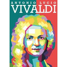 Antonio Lucio Vivaldi 4 March 1678 – 28 July 1741) was an Italian[6] Baroque musical composer, virtuoso violinist, teacher, and Roman Catholic priest. Born in Venice, the capital of the Venetian Republic, he is regarded as one of the greatest Baroque composers, and his influence during his lifetime was widespread across Europe. He composed many instrumental concertos, for the violin and a variety of other musical instruments, as well as sacred choral works and more than forty operas. His… Catholic Priest, Roman Catholic, Baroque Composers, Pop Art Face, Instrumental, Venetian, Musical Instruments, Violin, Venice