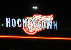 Hockeytown Cafe