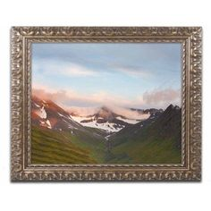 Trademark Fine Art 'The End of the Story' Canvas Art by Philippe Sainte-Laudy, Gold Ornate Frame, Size: 16 x 20, Multicolor