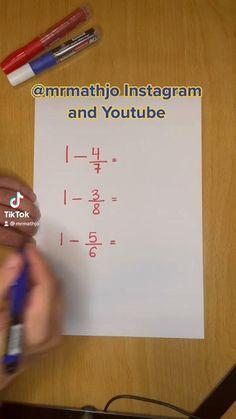 Teaching Multiplication, Maths Algebra, Maths Puzzles, School Tips, School Hacks, Lessons For Kids, Math Lessons, Cool Math Tricks, Math Hacks